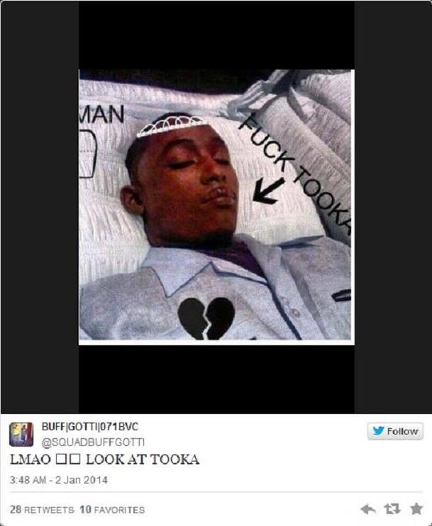 Tooka casket