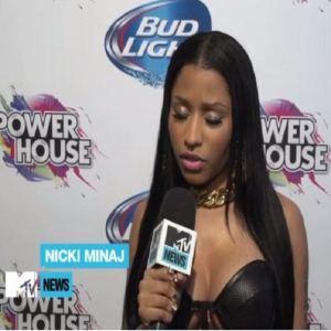 Nicki Minaj MTV
