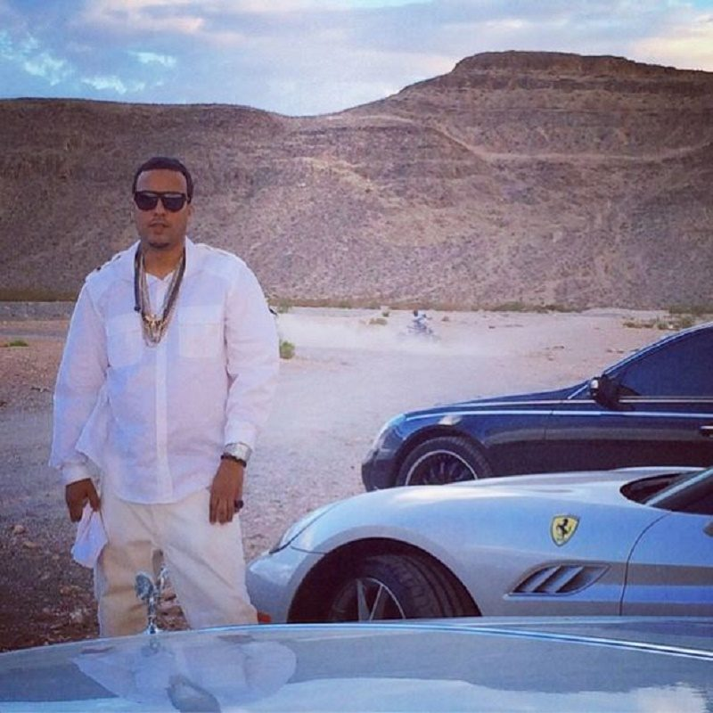 French Montana whips 2