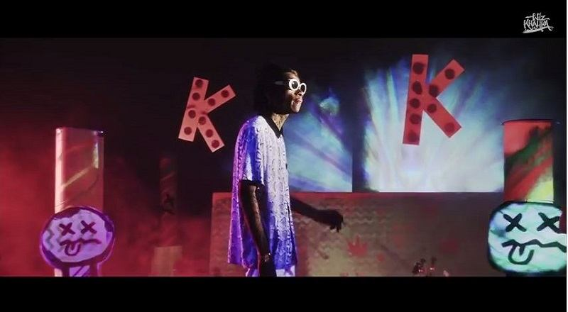 "Wiz Khalifa ft  Juicy J and Project Pat – ""KK"" [VIDEO]"