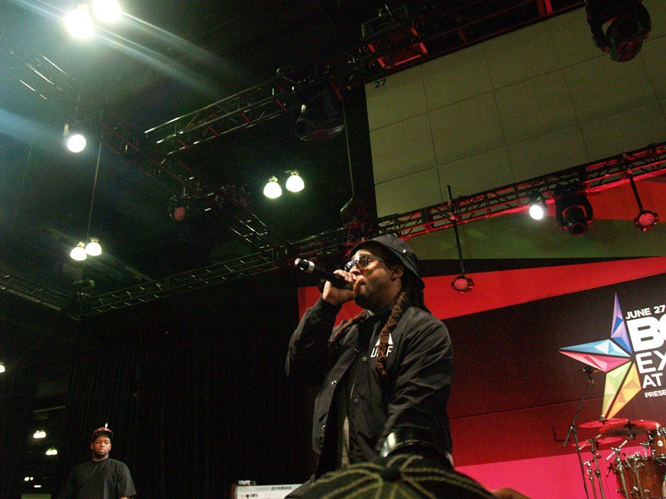Ty Dolla $ign BET Experience 7