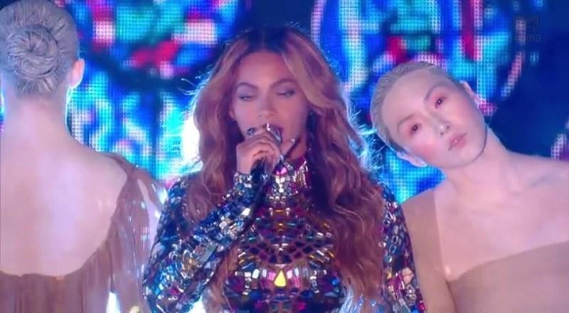 Beyoncevmaperformancevid