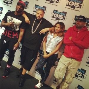 DJ Khaled Breakfast Club