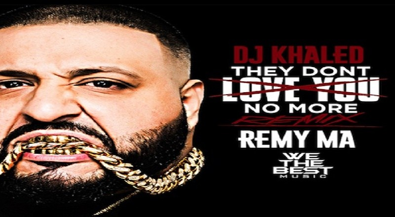 They Don't Love You No More remix