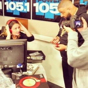 DJ Khaled Angie Martinez 2