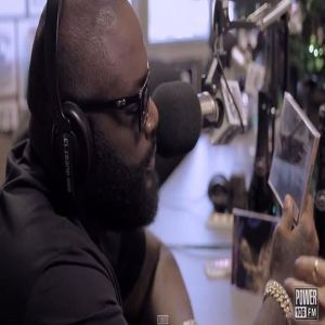 Rick Ross Power 106 2
