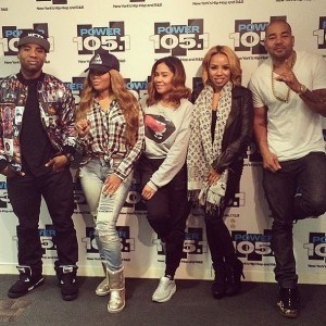 Teairra Mari Morgan Breakfast Club