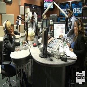 Mary J. Blige Angie
