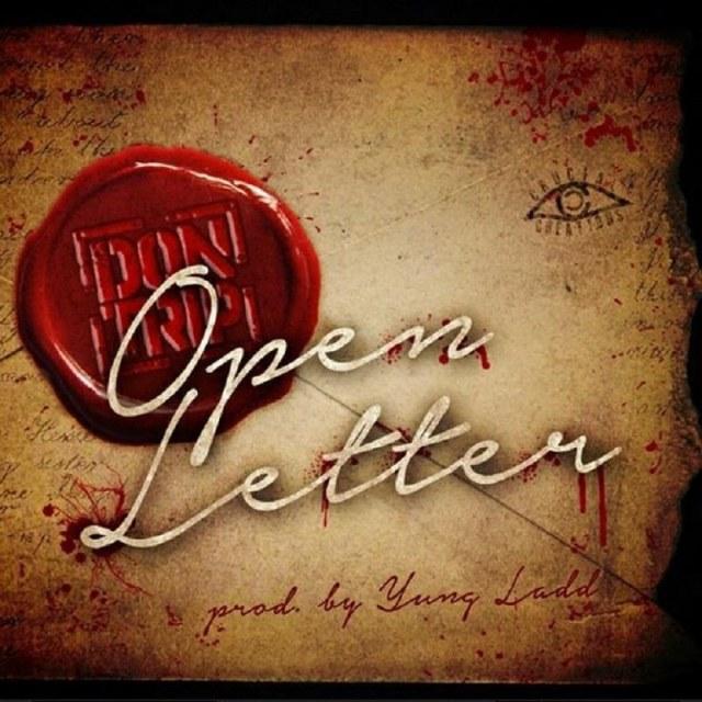 Open Letter Don Trip