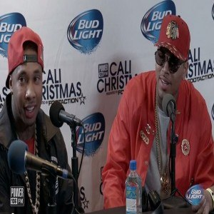Tyga Chris Brown Power 106