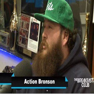 Action Bronson Breakfast Club