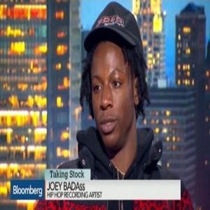Joey Bada$$ BloombergTV