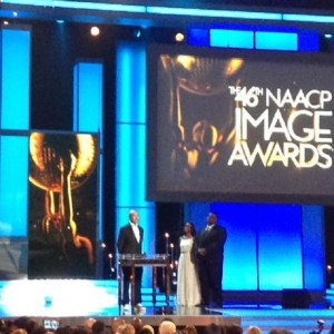 Russell Simmons NAACP Image Awards
