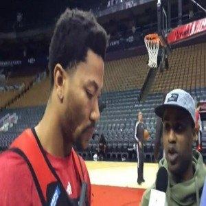Derrick Rose ESPN