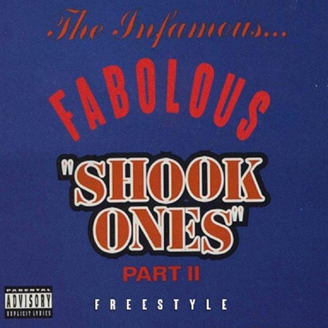 Shook Ones II freestyle