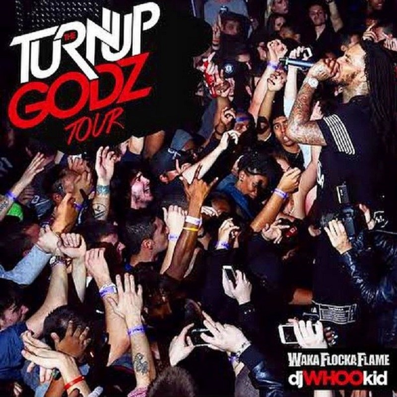 The Turn Up Gods Tour