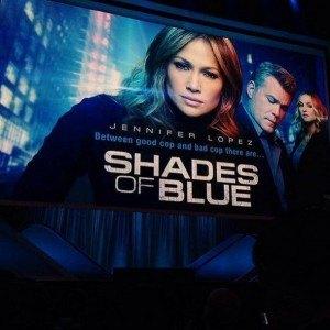 Jennifer Lopez Shades of Blue