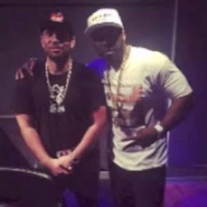 50 Cent DJ Drama