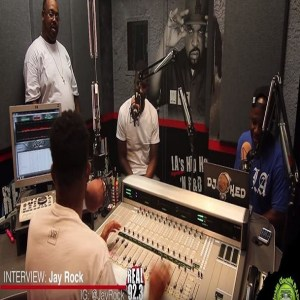 Jay Rock Real 92.3