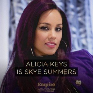 Alicia Keys Empire