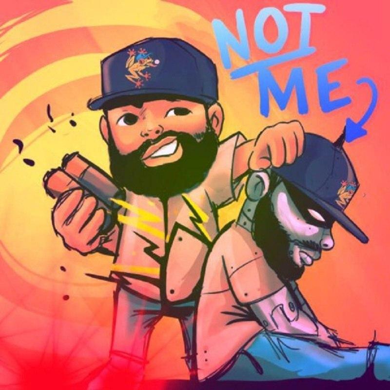 Not Me J-Key