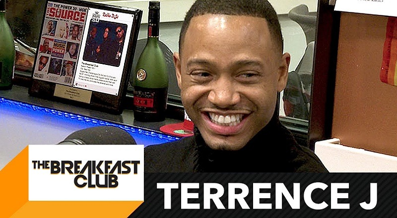 Terrence J Talks Theperfectmatch Battling Vitiligo And More With Thebreakfastclub Video