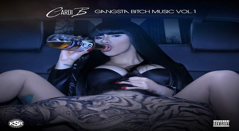 Mixtape Download Cardi B Gangsta Bitch Music Vol 1 Lhhny