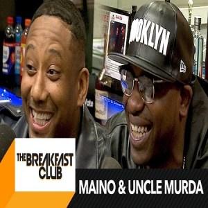 Maino Uncle Murda Breakfast Club