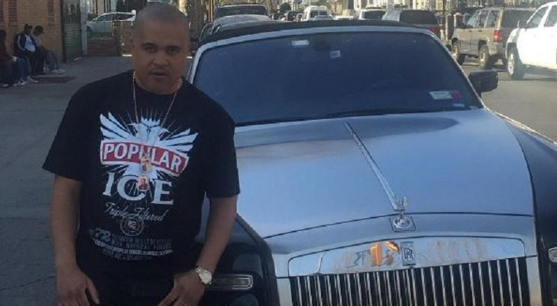 Photo of Irv Gotti Rolls Royce - car