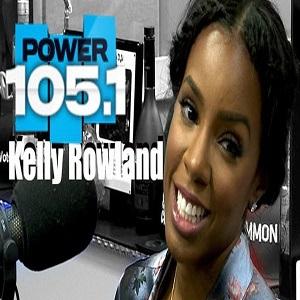Kelly Rowland Breakfast Club