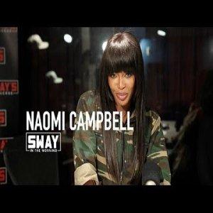 Naomi Campbell Sway