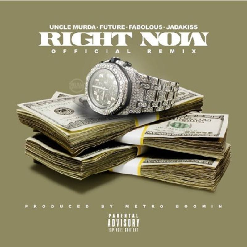 Right Now Uncle Murda