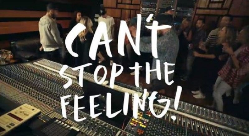 Can't Stop The Feeling