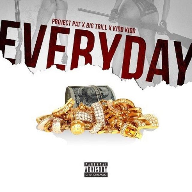 Everyday Project Pat