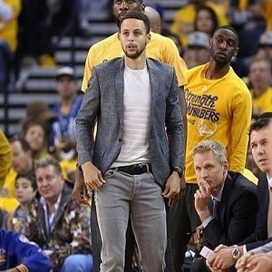 Stephen Curry 4