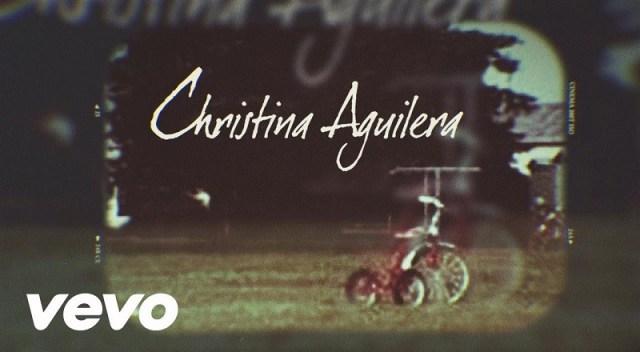 Change Christina Aguilera