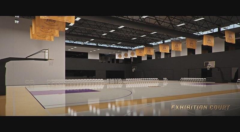 Lakersnewheadquartersvid