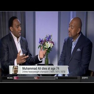 Stephen A. Smith Michael Wilbon
