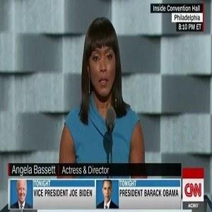 Angela Bassett DNC