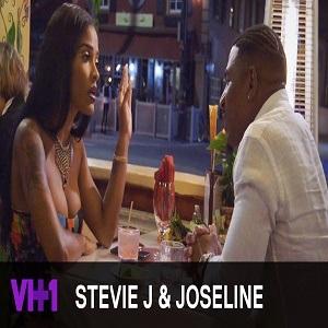 Stevie J and Joseline 4
