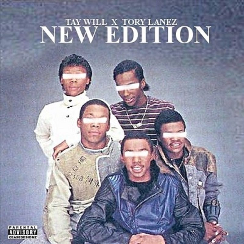 New Edition Tay Will