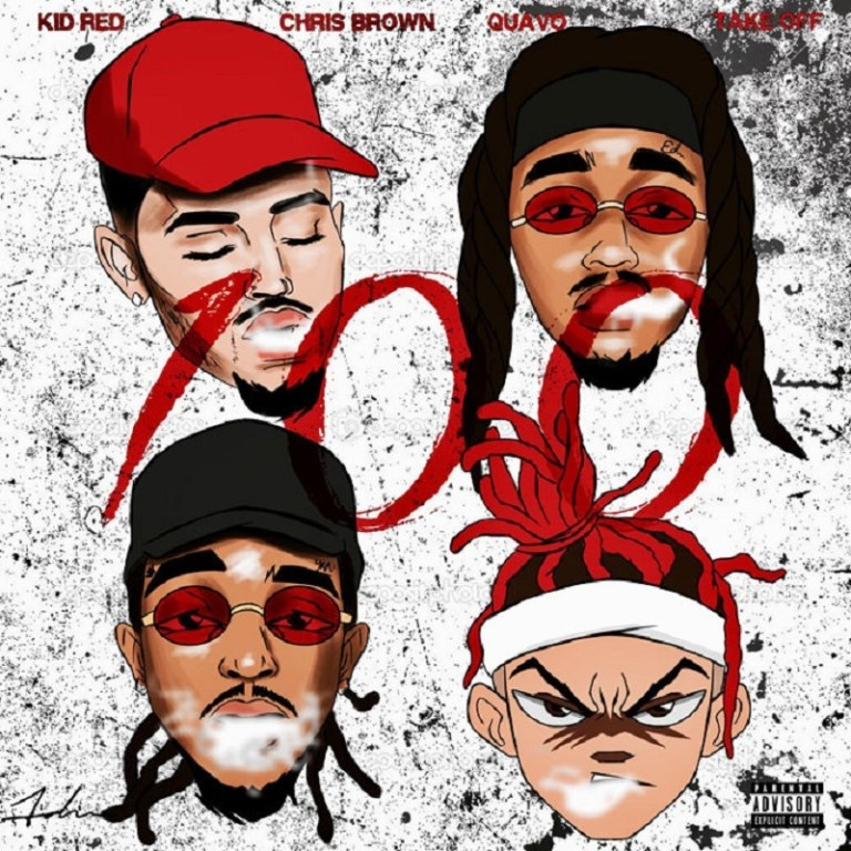 Kid Red feat. Chris Brown,Quavo,Takeoff 100 Cover