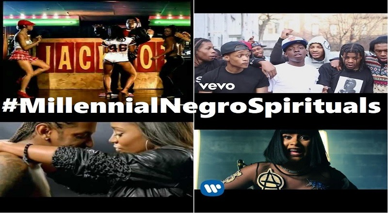 MillennialNegroSpirituals: Black Twitter kicks off