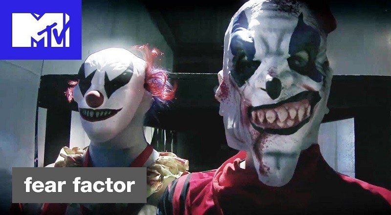 Season from Hell' Official Sneak Peek | #FearFactor Hosted