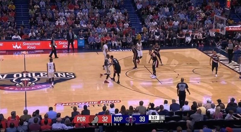 LIVE STREAM Portland Trail Blazers Vs. New Orleans Pelicans (FULL VIDEO) #RipCity #PORvsNOP [VIDEO]