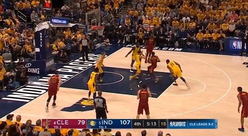 cavs vs pacers game 6