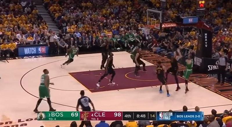 e251efb1198f Cleveland Cavaliers vs. Boston Celtics – Full Game Highlights   Game 3   2018  NBA Playoffs  CavsCeltics  NBAPlayoffs  VIDEO