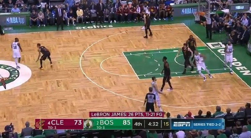 5dbda6c136e3 Boston Celtics vs. Cleveland Cavaliers – Full Game Highlights