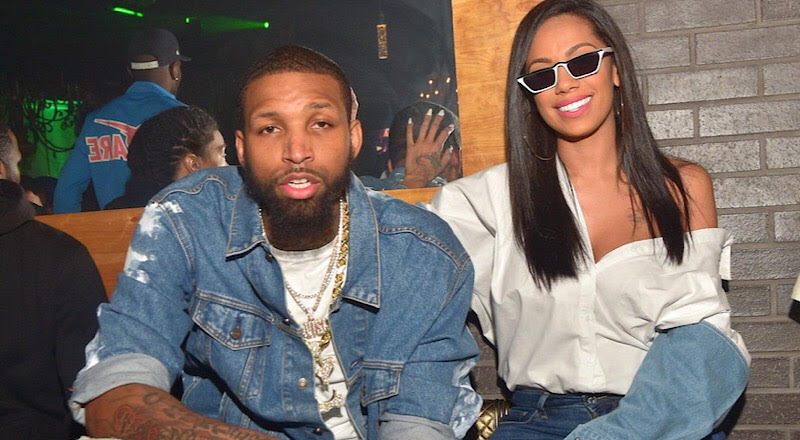 Image result for Erica Mena and Cliff Dixon images