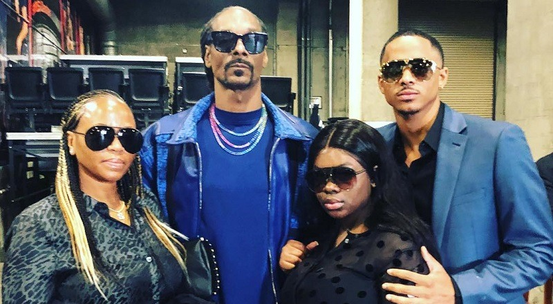 Snoop Dogg's wife, Shante Broadus, posts on IG about